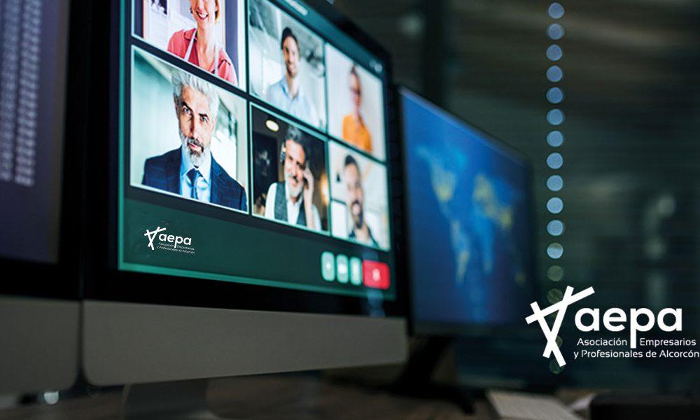 Presentación nueva web e identidad corporativa - AEPA