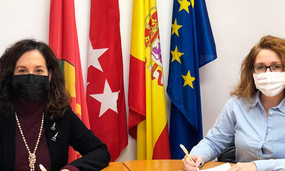 AEPA e IMEPE firman un acuerdo de colaboración para fortalecer el tejido productivo de Alcorcón