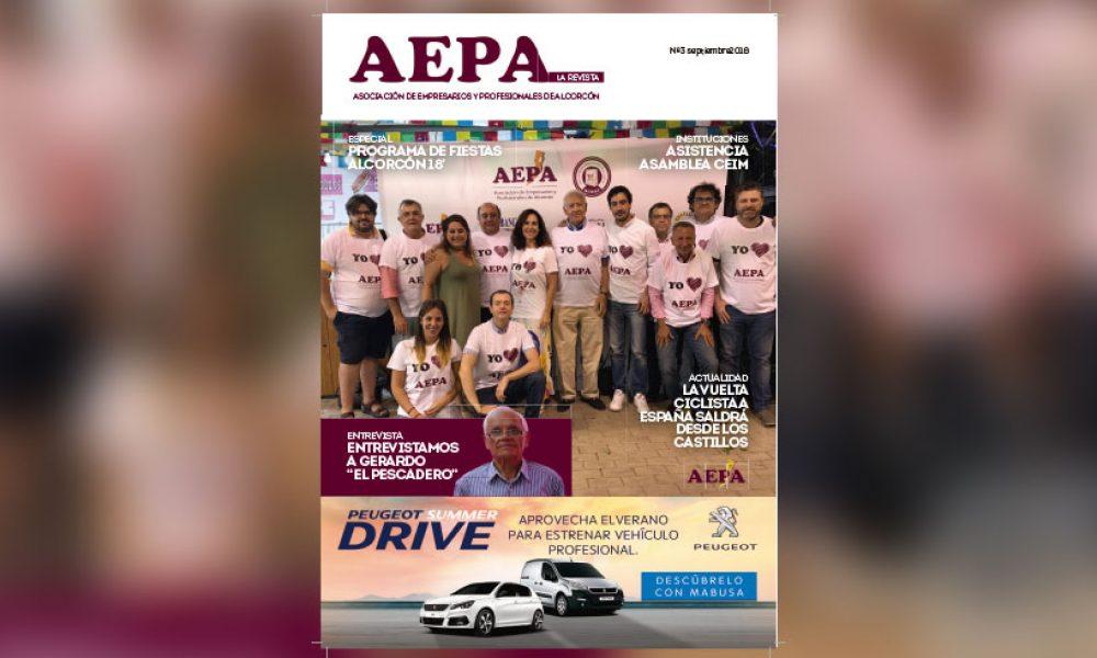 AEPA - Revista número 3