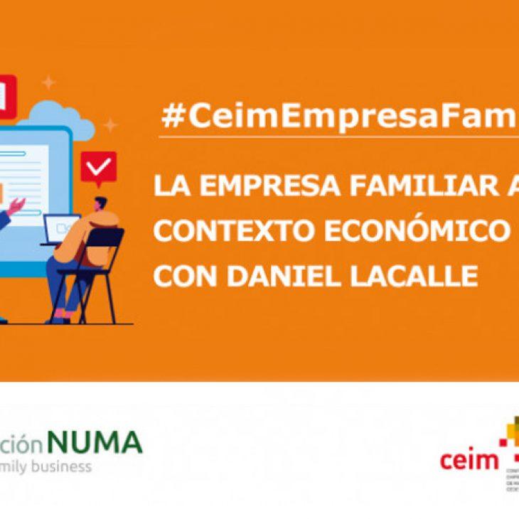 La empresa familiar afronta 2021 – Contexto económico con Daniel Lacalle –