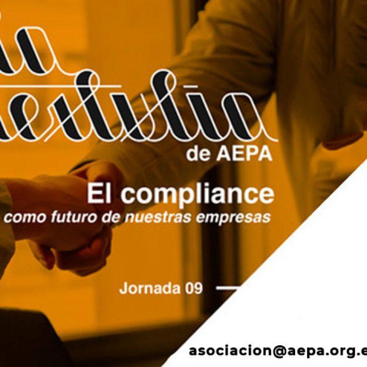 La Tertulia de AEPA – Jornada 9 – El compliance como futuro de nuestras empresas
