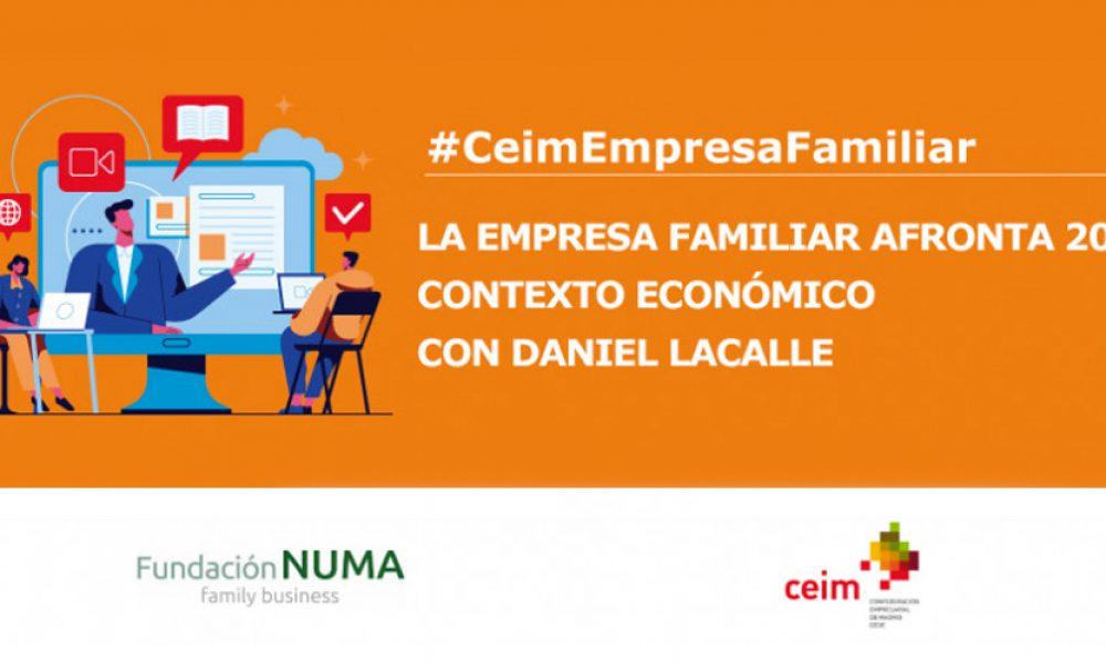 La empresa familiar afronta 2021 - Contexto económico con Daniel Lacalle