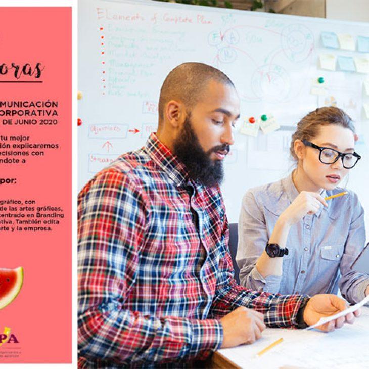 VITAMINAS EMPRENDEDORAS – Taller 3 – Branding y comunicación corporativa