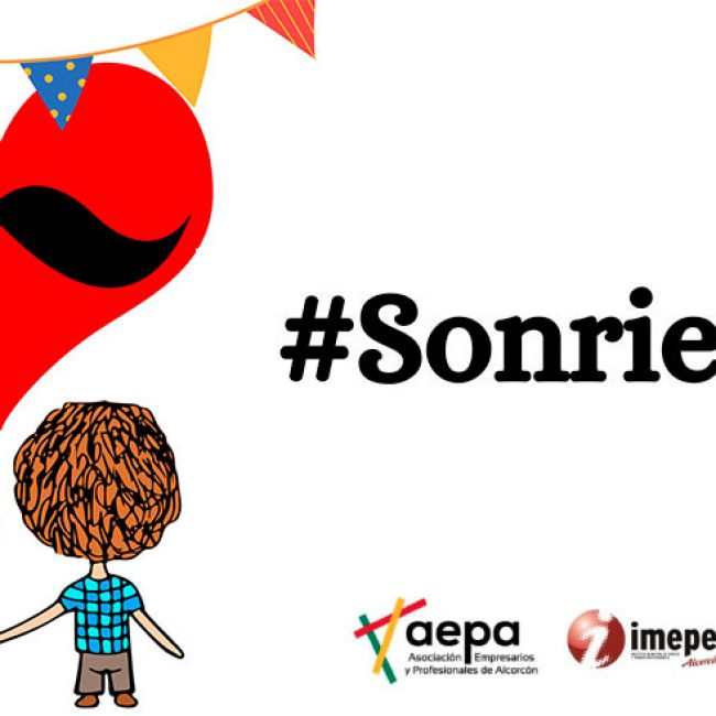 Campaña Día Del Padre en Alcorcón #Sonriepapa