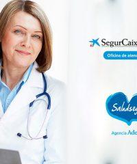 Saludsegur – Oficina de atención comercial SegurCaixa Adeslas