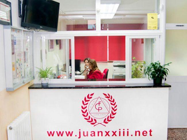 Centro de Formación Profesional Juan XXIII